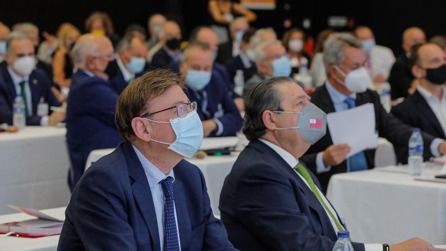 Puig pide al Gobierno que traslade la sede de Puertos del Estado a la Comunitat Valenciana