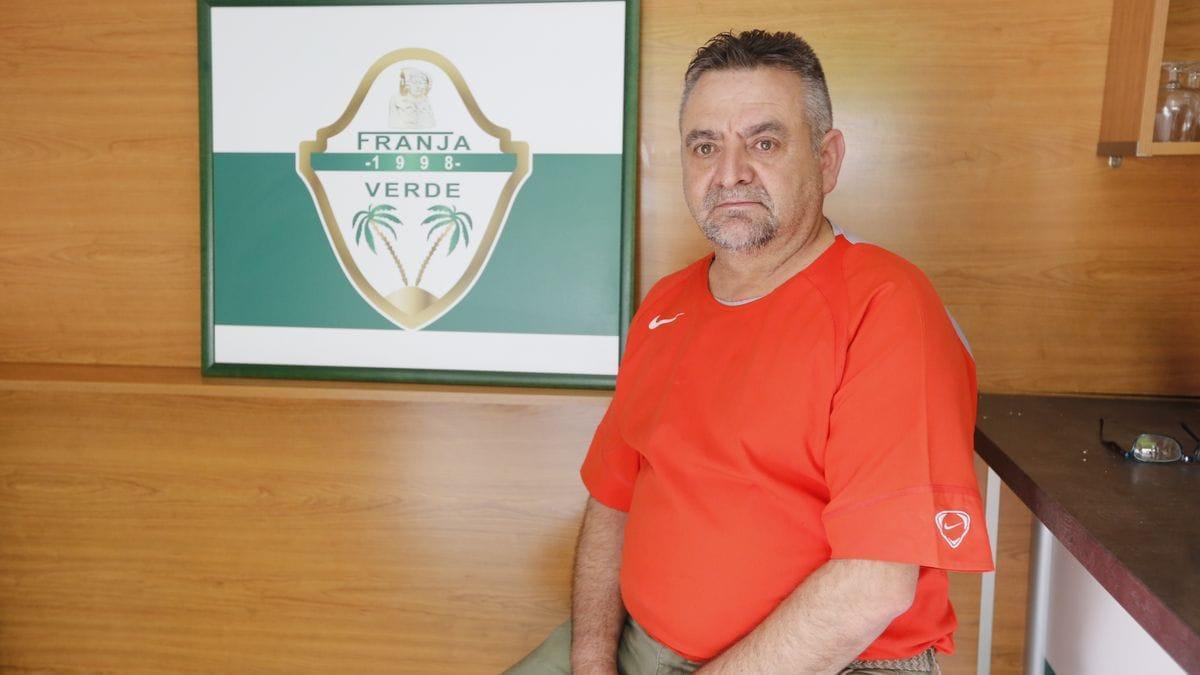 Tomás Domenes, reelegido como presidente de la Federación de Peñas del Elche