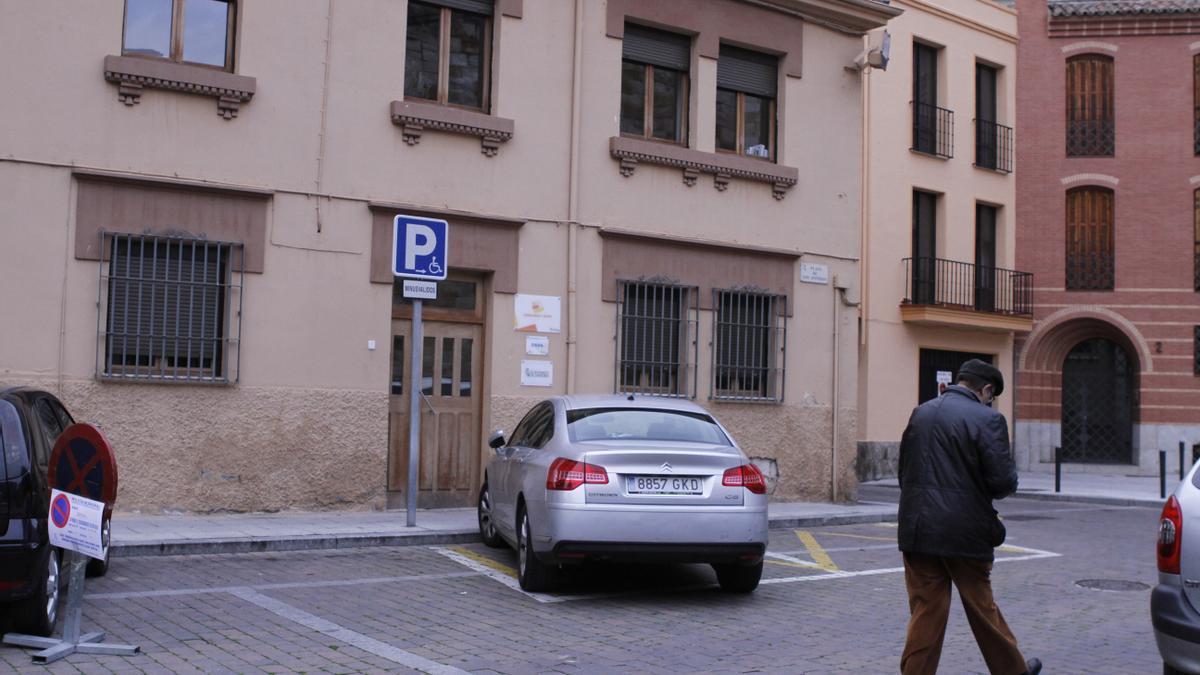 Centro de Acción Social del Ayuntamiento de Zamora.