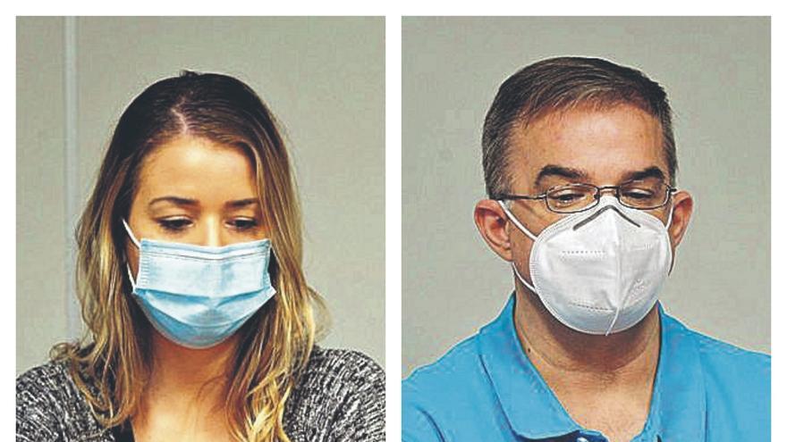 Un crimen y dos relatos: Maje y Salva se enfrentan al jurado
