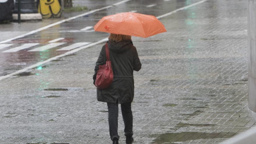 Los municipios valencianos donde más ha llovido hoy