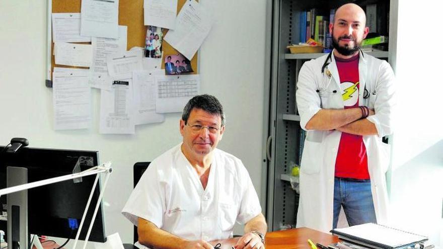 Bartolo Bonet y Luis Covarrubias: «Me preocupa más que los niños estén encerrados que las mascarillas»