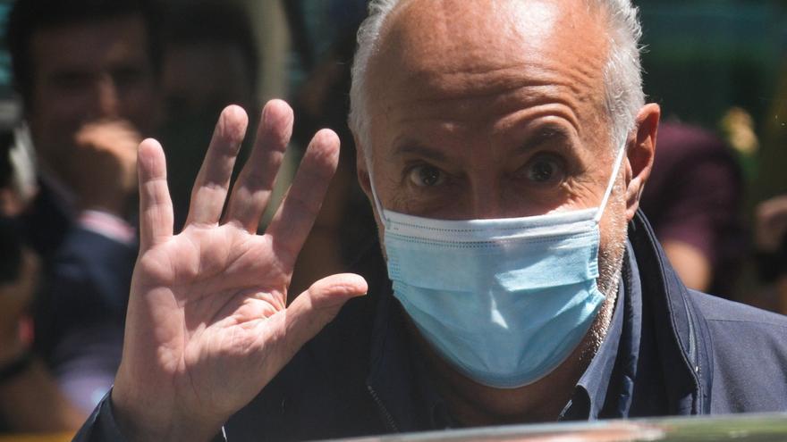 José Luis Moreno recurre la fianza de 3 millones de euros