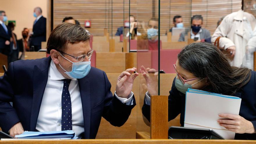 """Puig anuncia medidas """"en próximos días"""" en algunas localidades para contener el contagio"""