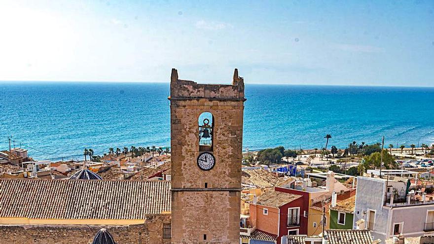 La Iglesia de La Vila restaurará la torre principal y las campanas de hierro