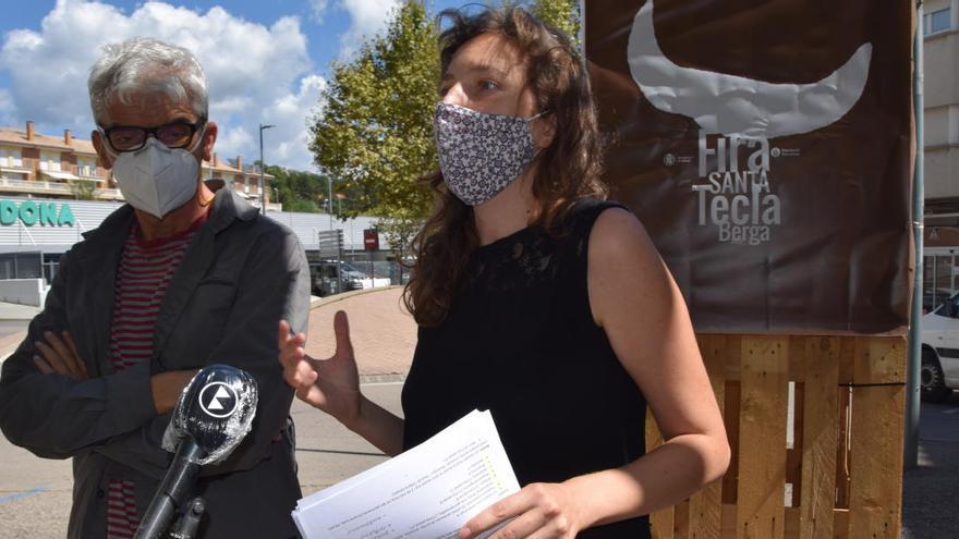 Berga viurà una fira de Santa Tecla amb aforament limitat i accessos controlats