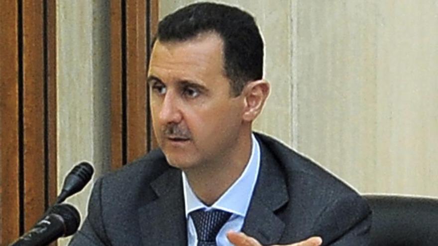 Francia retirará la Legión de Honor a Al Asad