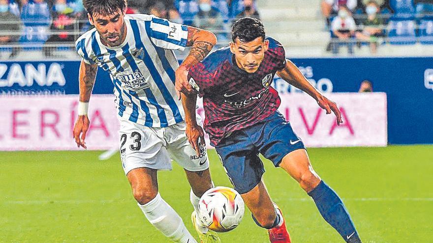 Reacción interrumpida de la SD Huesca (0-0)