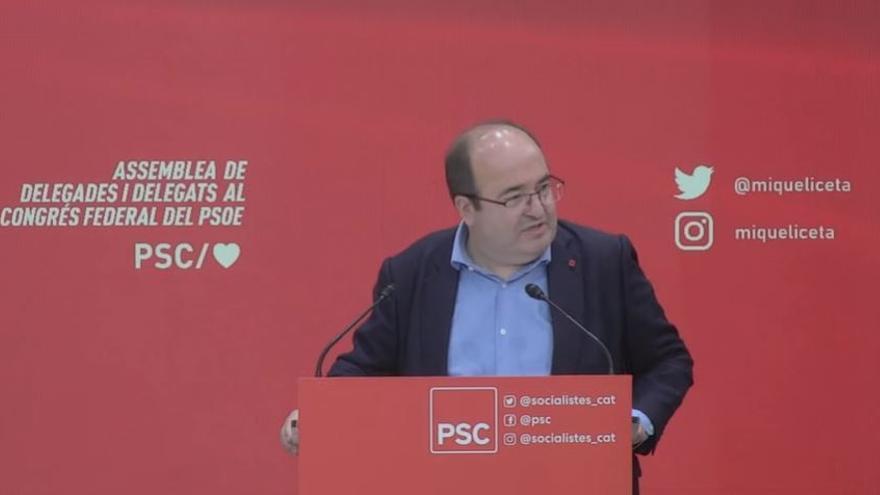 El PSC ahonda en la pluralidad de España en sus enmiendas a la ponencia del PSOE