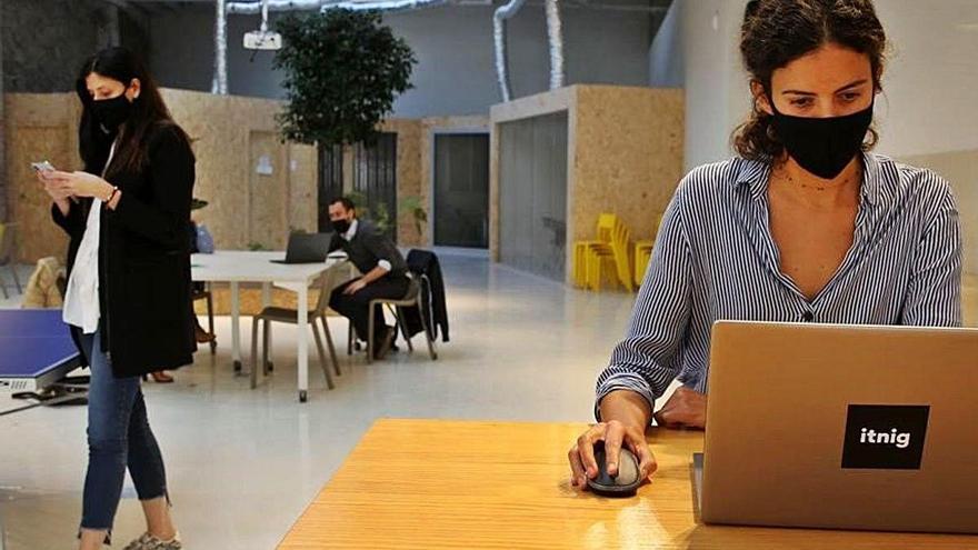 La pandèmia reforça les «start-ups»