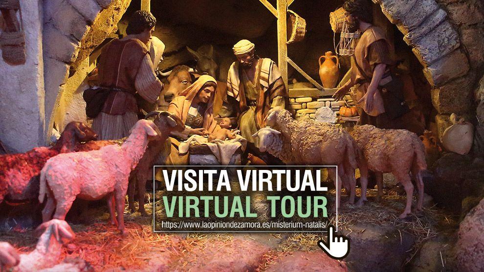 Visita Virtual Misterium Natalis