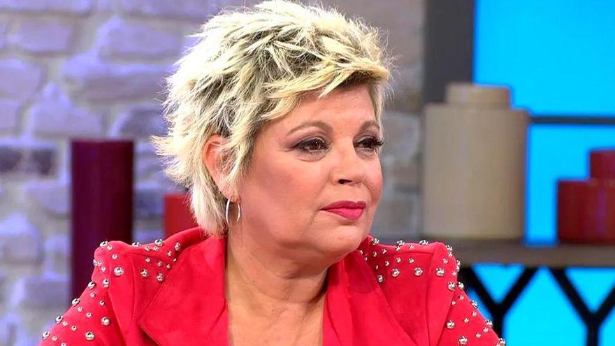 La sorprendente imagen de Terelu Campos en la peluquería