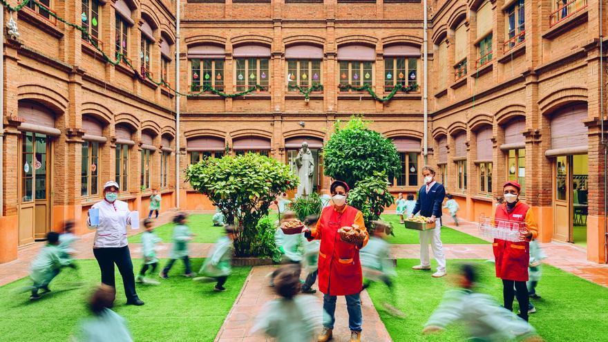 Serunion lidera el cambio en la Comunitat Valenciana hacia un modelo de comedor escolar más sostenible