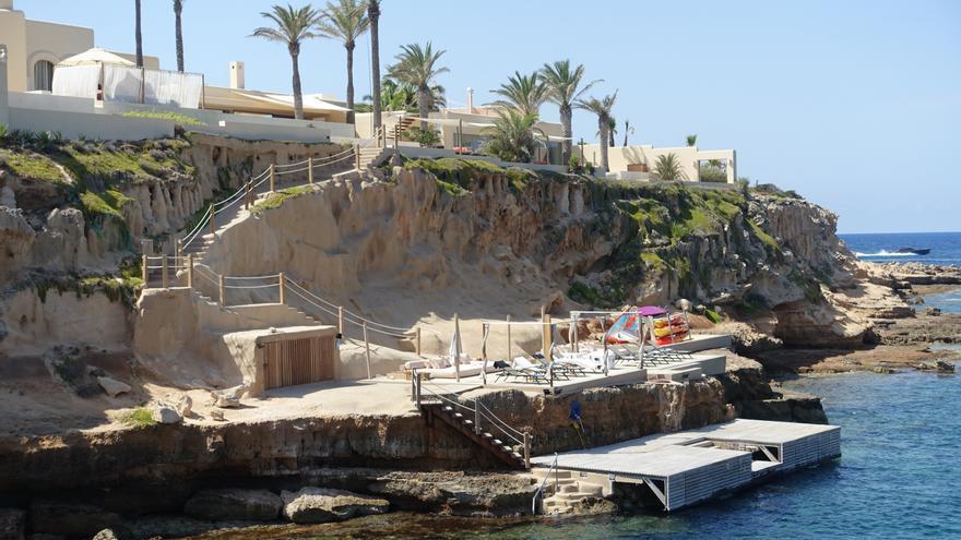 Condenado a demoler las obras ilegales de su mansión en Ibiza el magnate ruso Vladislav Doronin