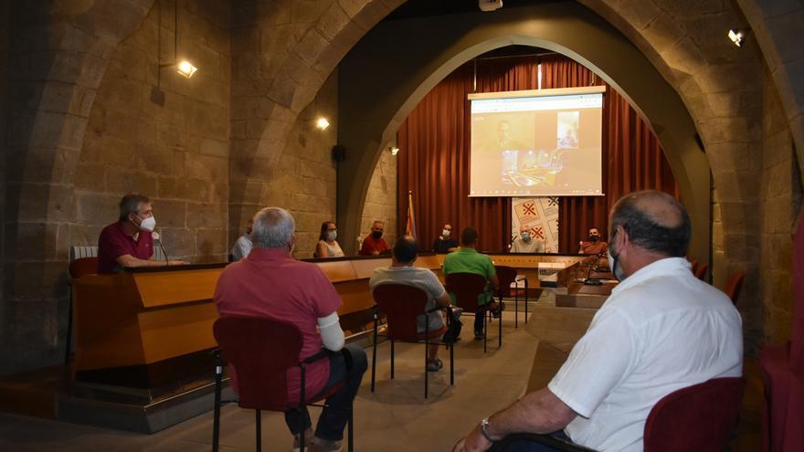 El nou grup de Junts al Solsonès diu que el govern al Consell Comarcal és un desgavell