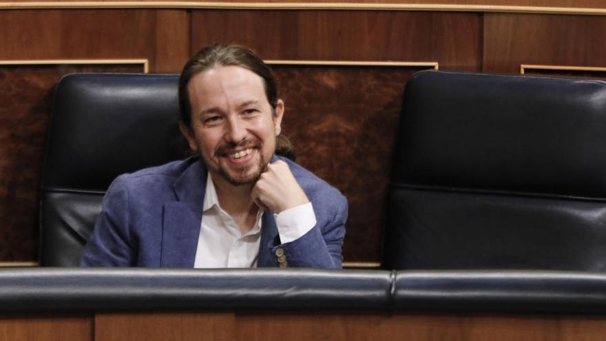 El Tribunal Suprem arxiva el cas Dina contra Pablo Iglesias