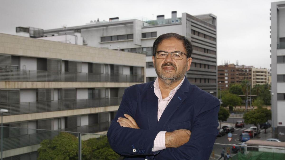 Librado Carrasco: «La UCO estrena en enero un máster en Logística»