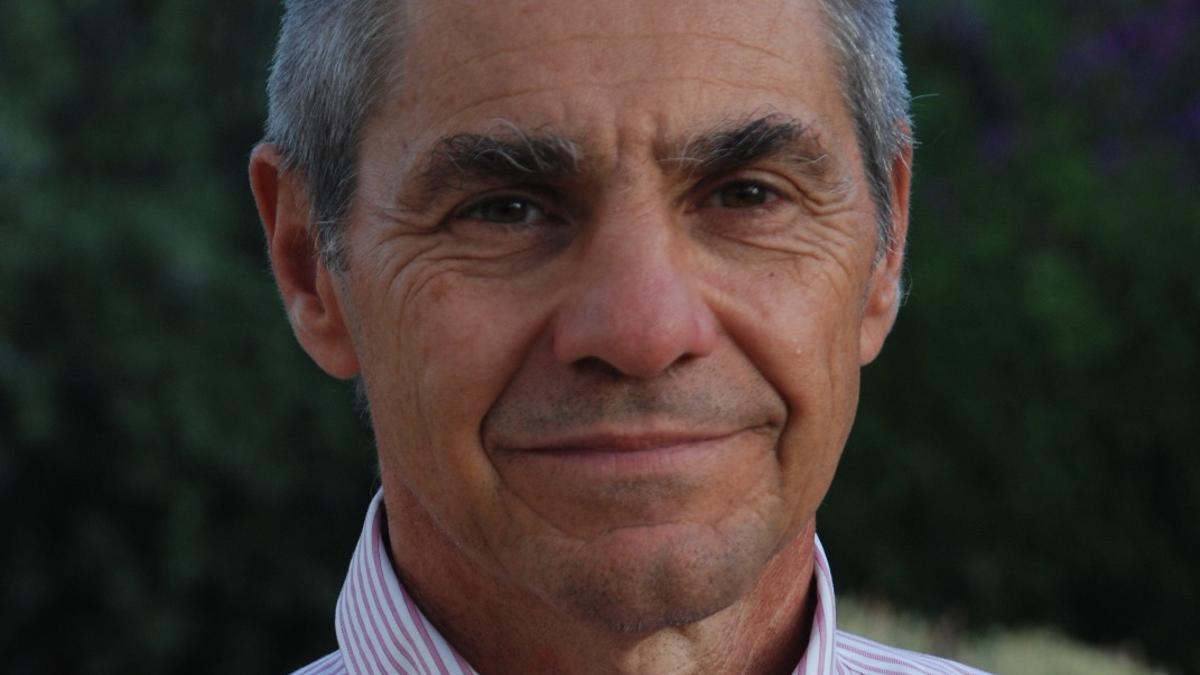Julio Berbel, catedrático de la Etsiam.