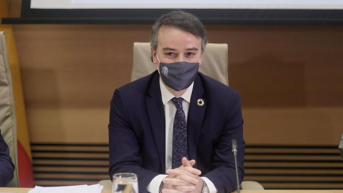 El director del Gabinete del Presidente del Gobierno, Iván Redondo.