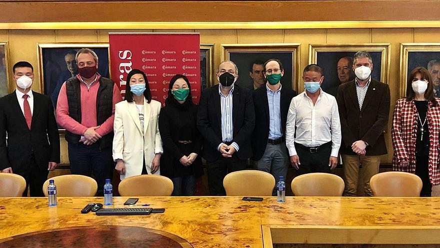 La Cámara de Comercio de Oviedo insta a los empresarios asturianos a aprender chino para impulsar las exportaciones