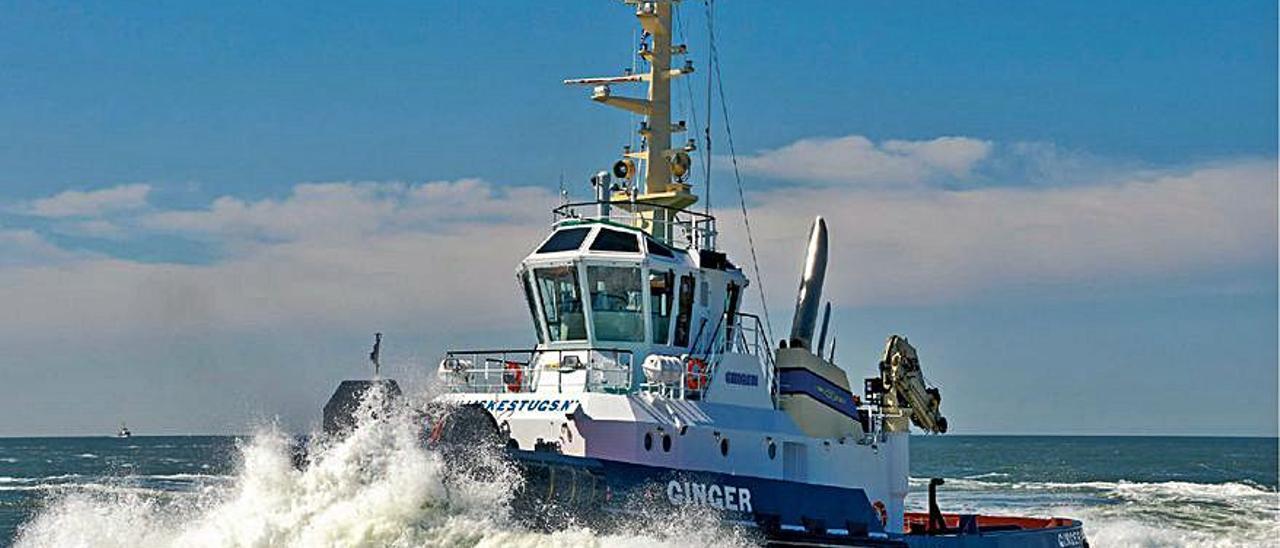Barco de la firma holandesa Iskes. | LEVANTE-EMV