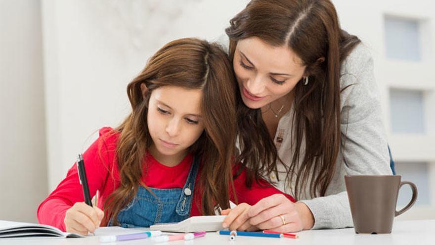 Cómo organizar los deberes en el día a día