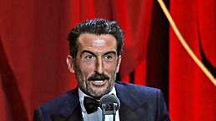 El actor gallego Luis Zahera será el pregonero de las fiestas del Apóstol