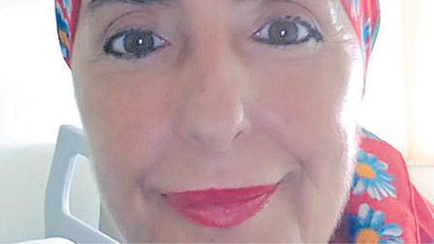 Vivir en una autocaravana, el sueño de una mujer de Xàbia tras un trasplante de médula