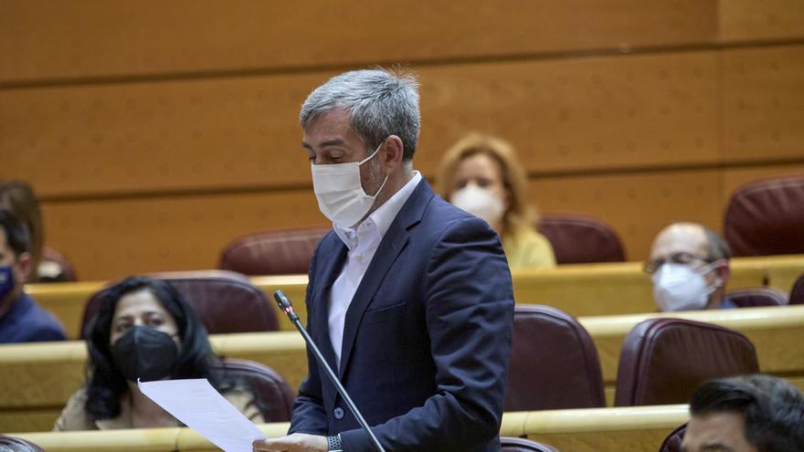"""Clavijo reclama """"respuestas"""" al Gobierno de España ante la crisis con Marruecos"""