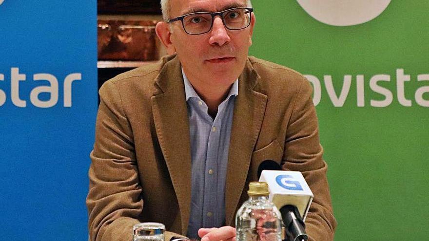 Telefónica llevará el 5G a casi el 45% de los concellos gallegos antes de que finalice el año