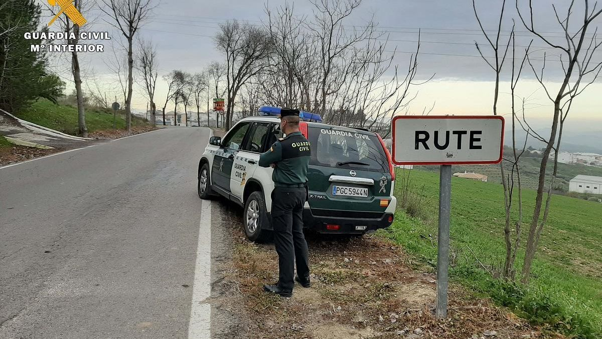 Un detenido en Rute como supuesto autor de siete delitos de robo con fuerza en el interior de vivienda