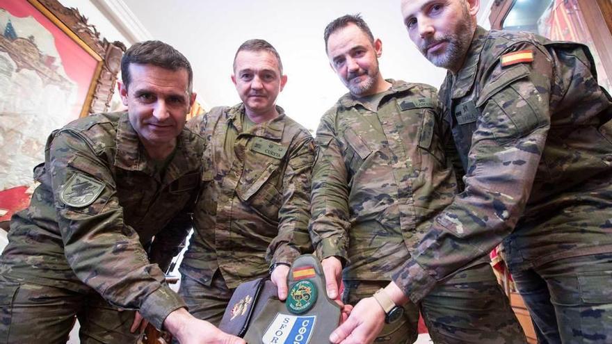 Bosnia, misión cumplida