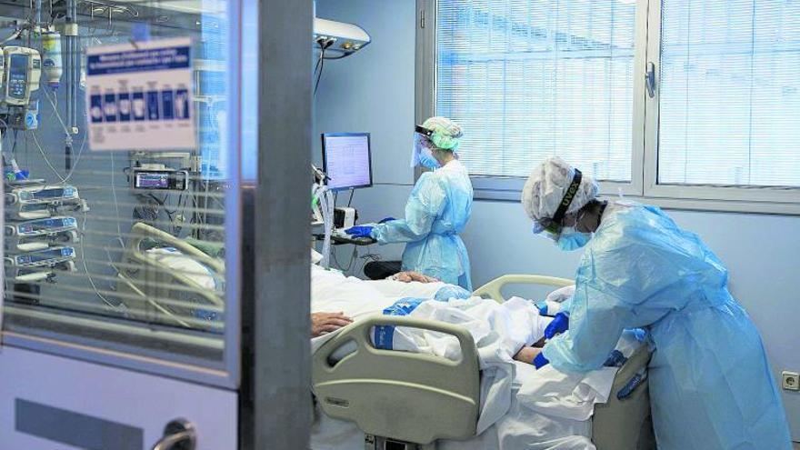 La pandemia ha puesto en evidencia la necesidad de ampliación de las UCI