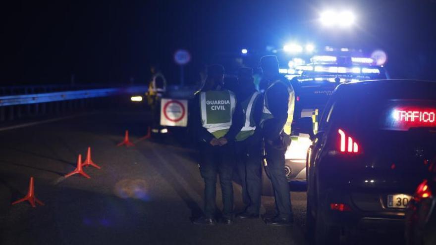 """Habla el conductor que arrolló mortalmente a un guardia civil en Mieres: """"Estoy desolado; lo siento mucho"""""""