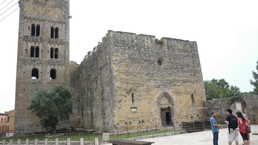 Sant Miquel de Fluvià fa passes per formar part d'una ruta de senderisme europea