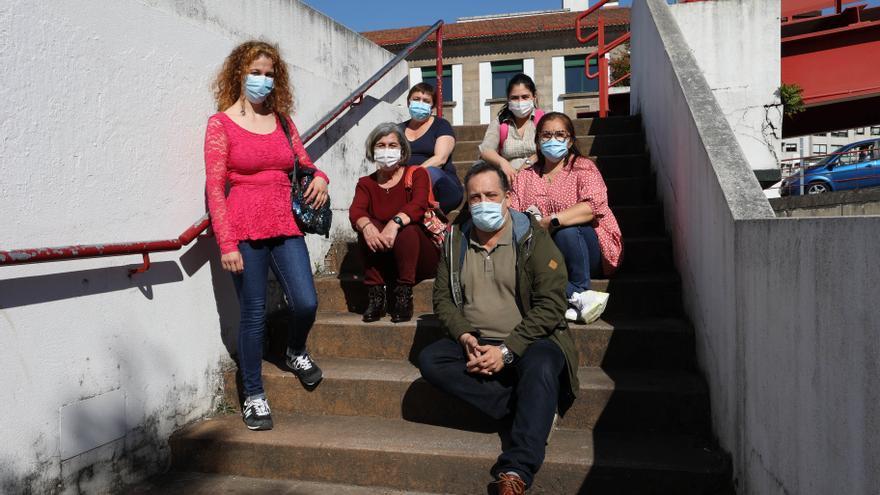 El Servizo de Axuda no Fogar: Vigueses Distinguidos... pero sin vacunar