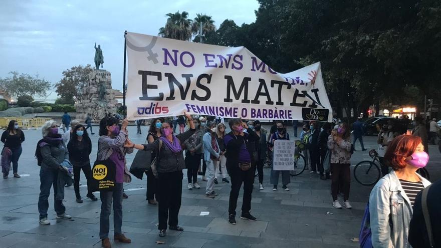 El Movimiento Feminista de Mallorca convoca una concentración por el nuevo caso de violencia de género en Mallorca