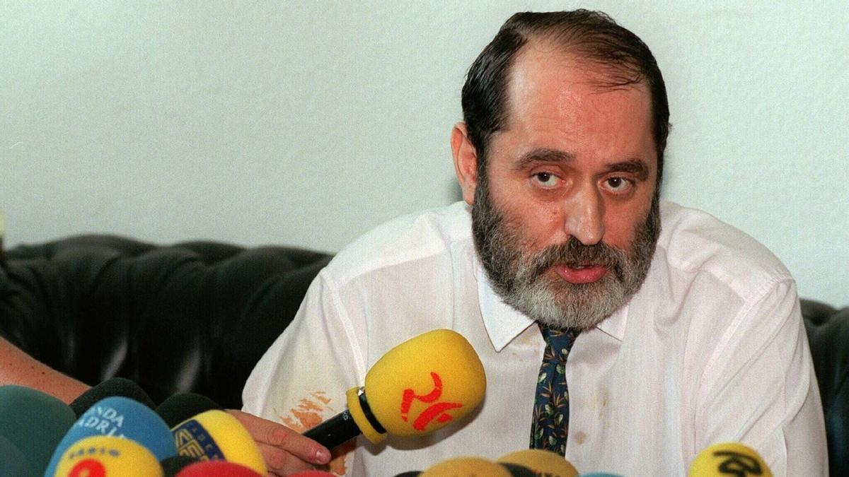 Emilio Rodríguez Menéndez, en una imagen de hace años