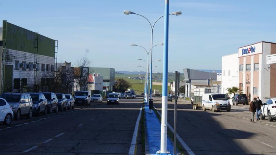 El Ayuntamiento de Pozoblanco destina 200.000 euros al polígono de la Dehesa Boyal