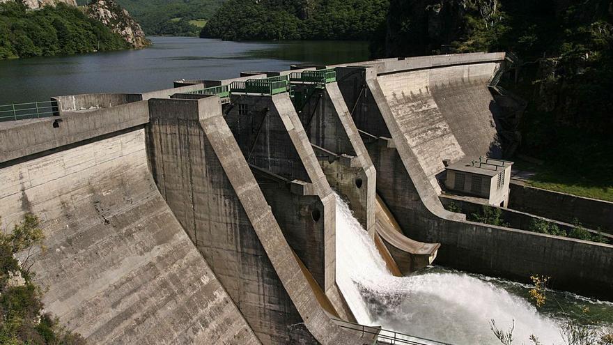 EDP y Cadasa retoman el proyecto de la central hidroeléctrica de la presa de Rioseco