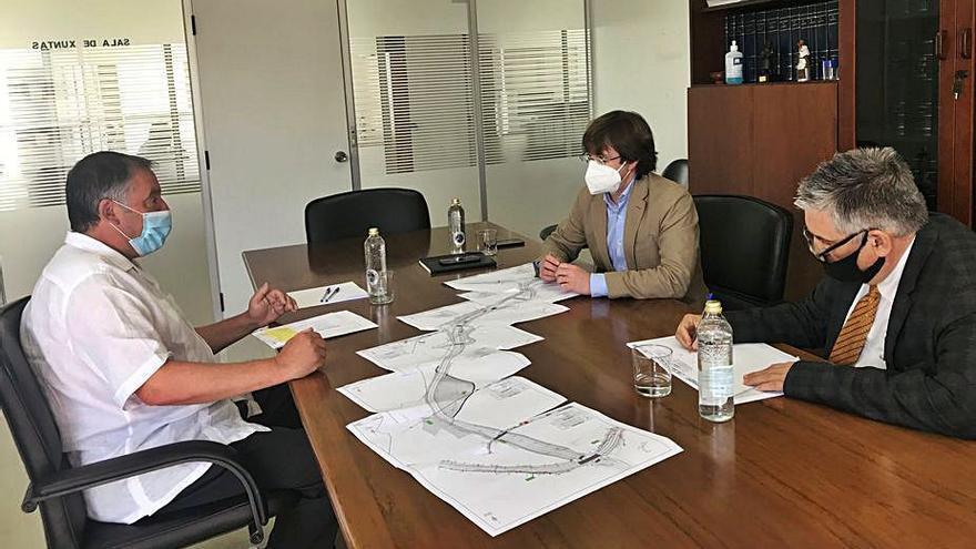 Oleiros se suma a la Xunta para exigir el permiso para conectar la ártabra con la AP-9