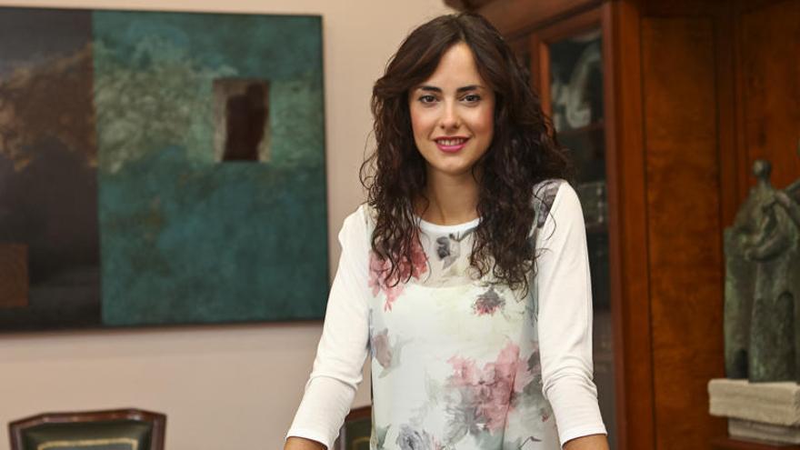 Mireia Estepa: «La Fira va a contar con más apoyo económico fruto de un convenio con la Agencia Valenciana de Turismo»
