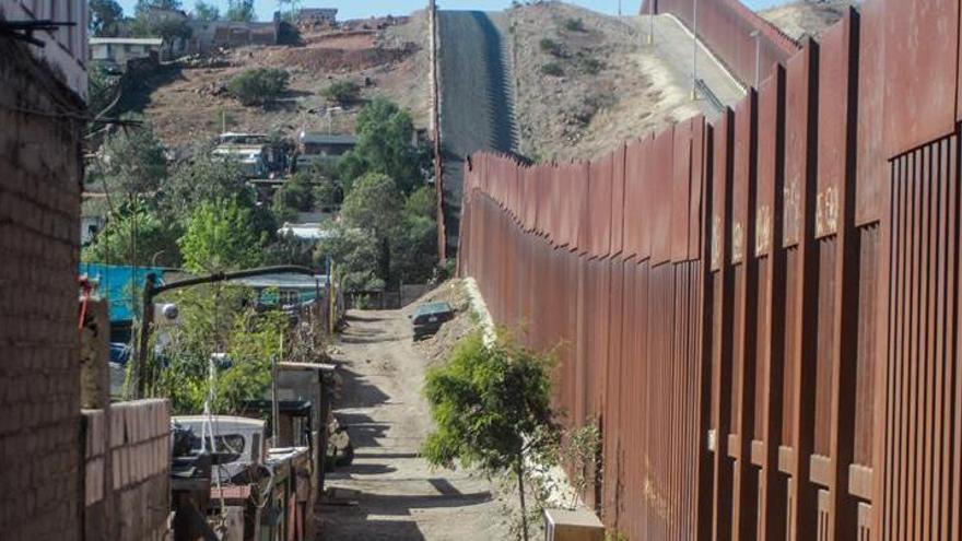 Matan de un tiro a un hombre que entró ilegalmente a EEUU desde México