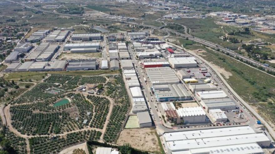 Un tour virtual por las áreas empresariales de Molina de Segura