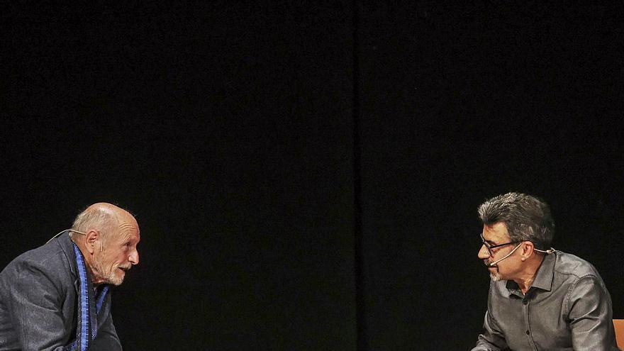 La verdad de Antonio López seduce al teatro Filarmónica