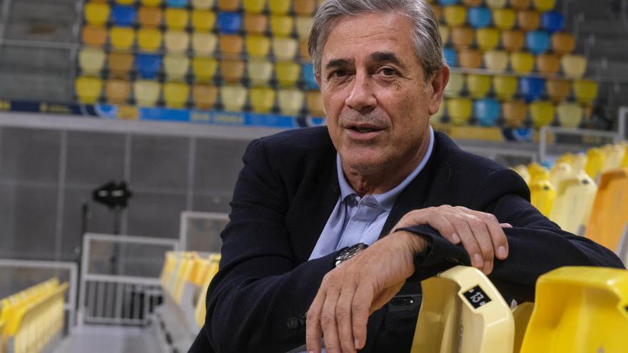 """Castellano: """"No tenemos intención de renovar a Berdi Pérez"""""""