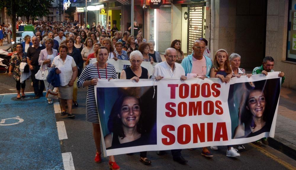 Concentración por Sonia Iglesias