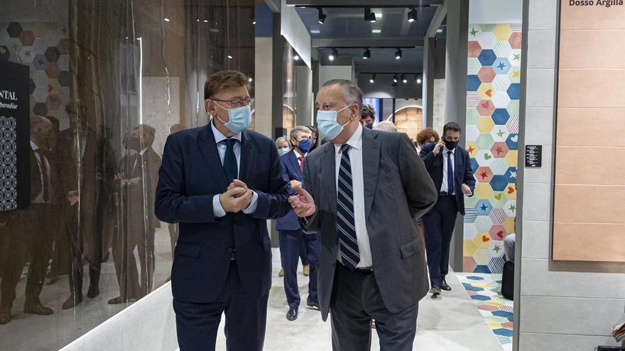 Ximo Puig intercederá en favor del azulejo en Madrid, la UE y Argelia