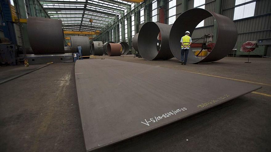 """Sorpresa en Arcelor por la """"vertiginosa recuperación"""" de los pedidos"""