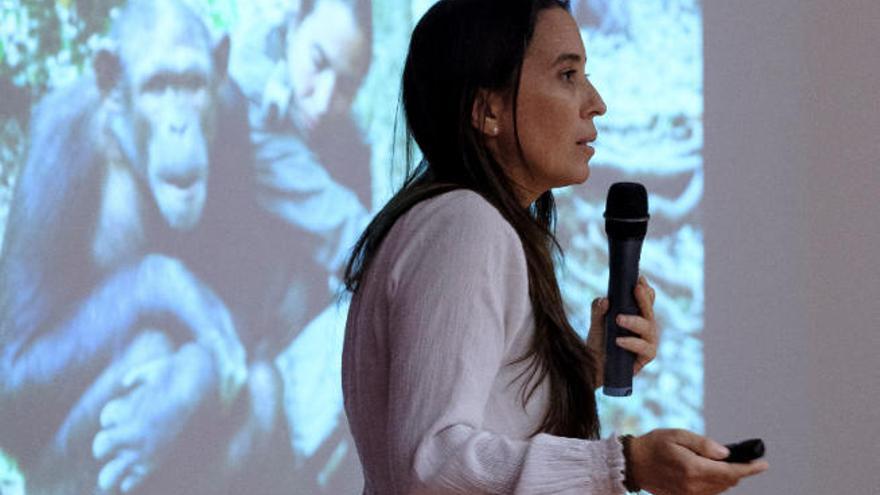Veterinaria celebra su aniversario con la defensa del primate como bandera